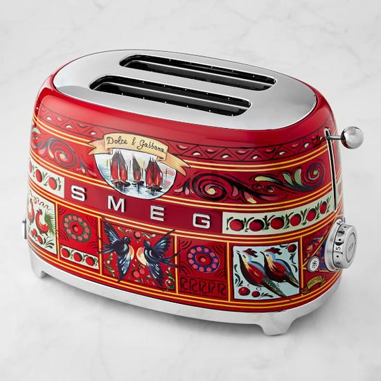 Dolce & Gabbana x Smeg面包机