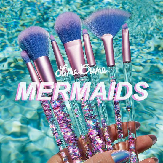 Mermaidbrushes