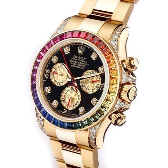比起宇宙原石 这三款手表更符合灭霸品味奇特卡图马族