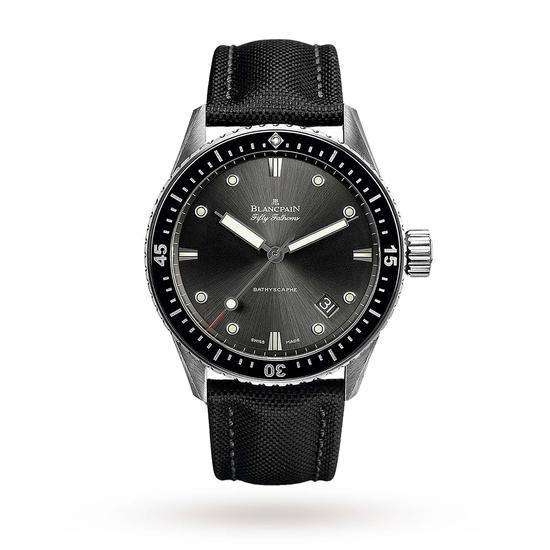 宝珀五十噚系列Bathyscaphe钛金属腕表