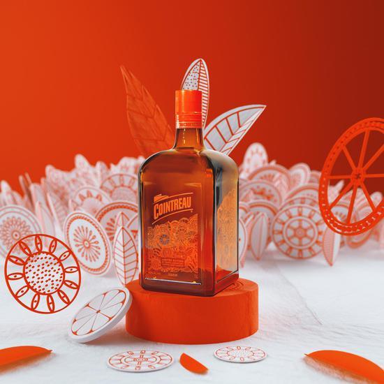 君度橙酒推出全新圣马丁限量版