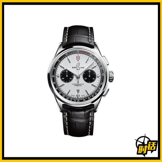 百年靈璞雅系列B01計時腕錶