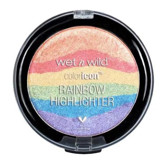 wet n wild彩虹高光