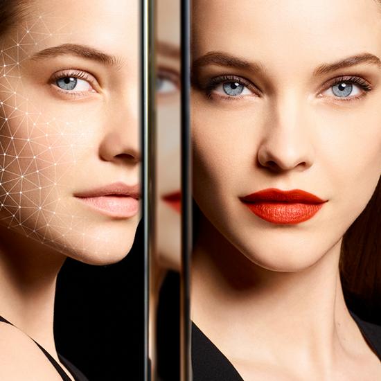 阿玛尼推出首款线上脸庞设计师美妆服务 前沿科技开启数字化美妆新篇章