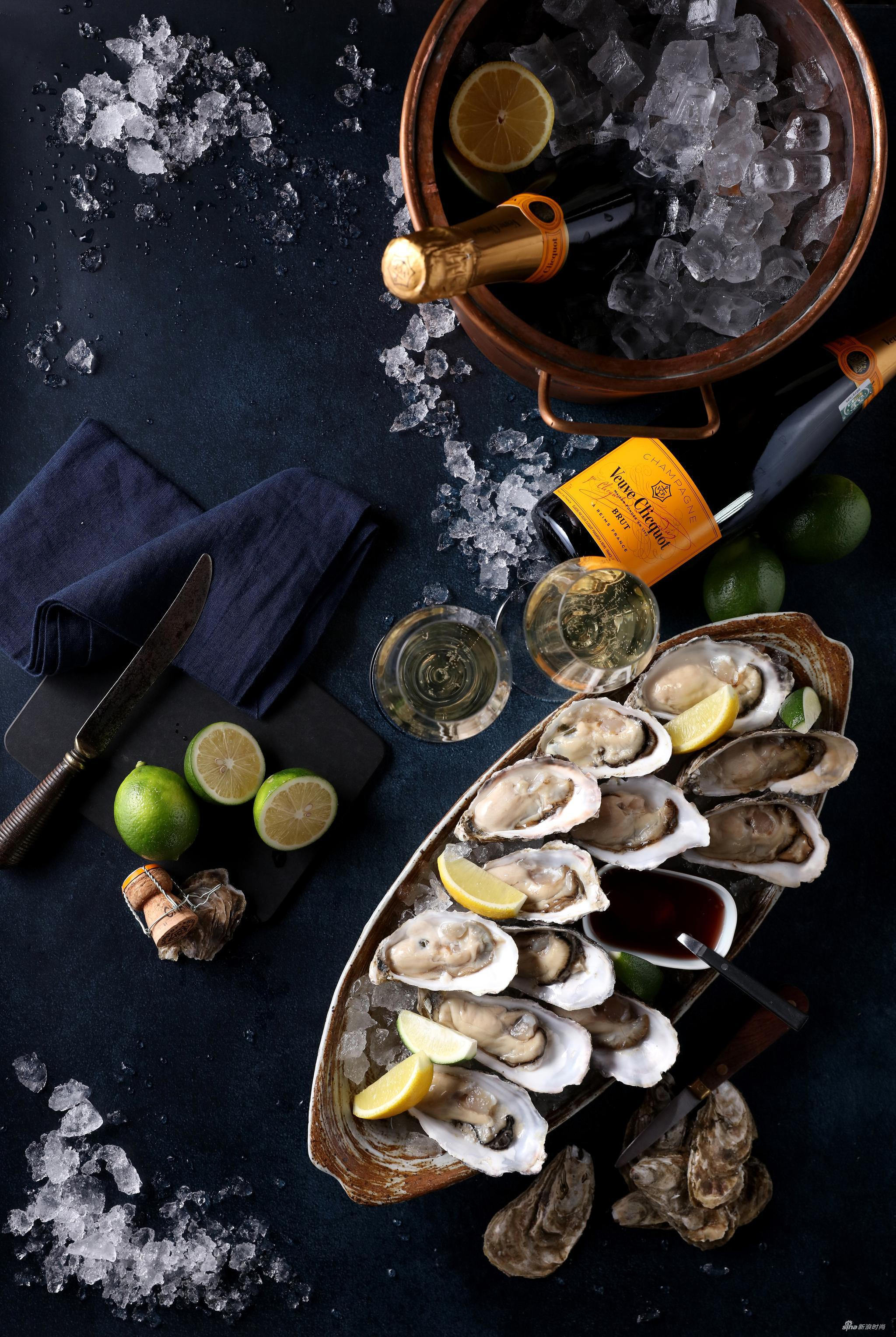 MEI Champagne & Oysters