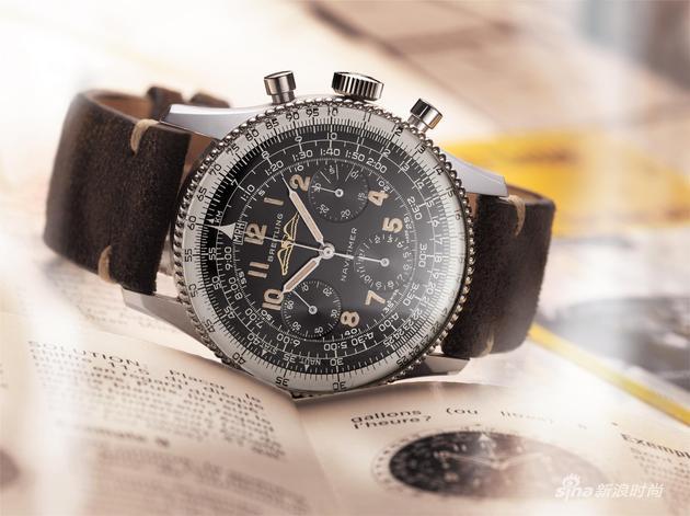 03_1959年原版百年灵航空计时806型腕表