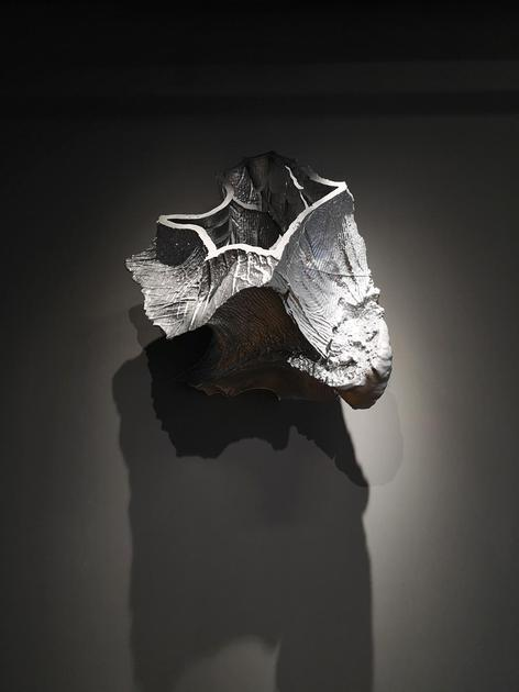 云中花园-折枝18 光敏树脂3D打印 2019