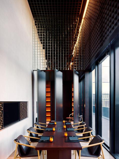璞瑄汇会议室Club Lounge - Meeting Room