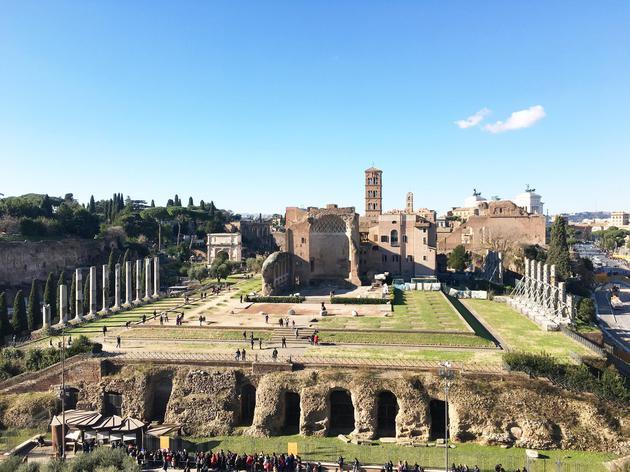 FENDI宣布即将修复维纳斯罗马神庙并在罗马举办高定时装秀