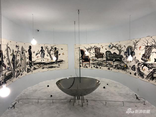 """当代艺术项目""""退火""""展在上海开幕"""