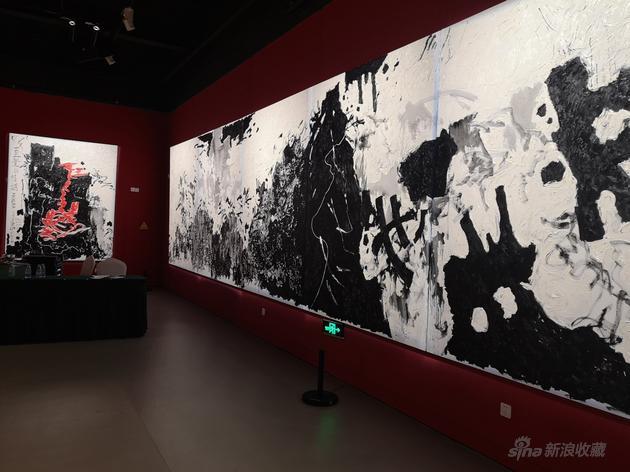 2019 直觉与情绪-馬勒的启示 ,北京东亿美术馆现场