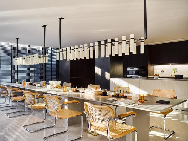 璞瑄汇开放厨房Club Lounge - Open Kitchen