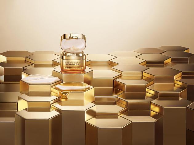 巴黎欧莱雅年度巅峰新作 全新金致臻颜「小蜜罐」面霜重磅上市