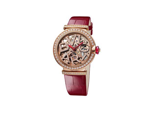 宝格丽Octo Finissimo GMT自动计时码表/宝格丽LVCEA镂空腕表 Sap Code:103068/102833