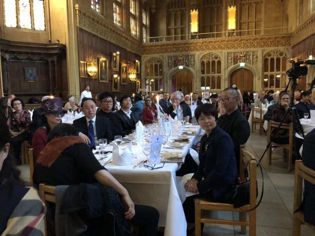 2018年11月,白浒窑《牡丹亭》被剑桥大学考古人类学博物馆收藏
