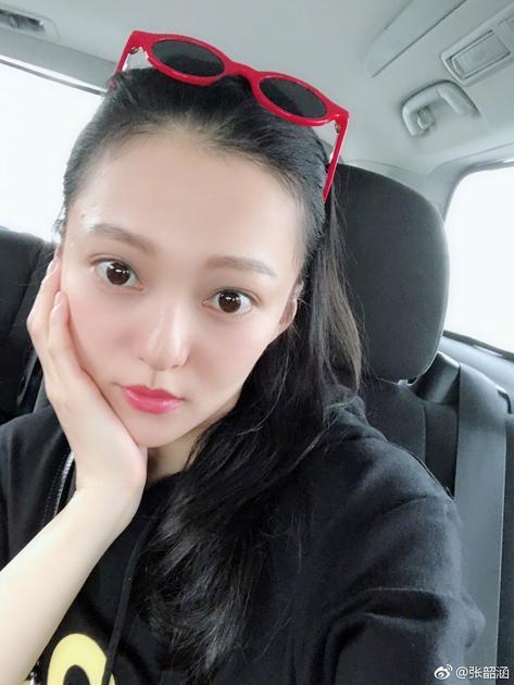 张韶涵逆生长少女颜