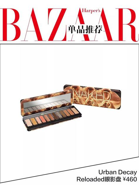Urban Decay Reloaded眼影盘