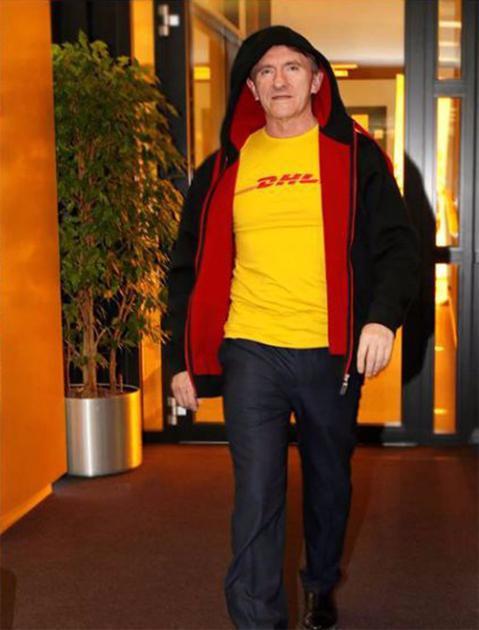DHL CEO :Ken Allen