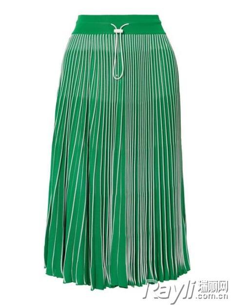 Valentino弹力针织半身裙