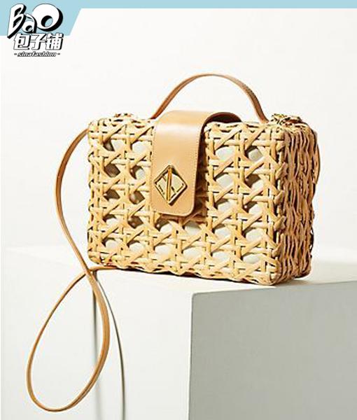 编织竹篮包2