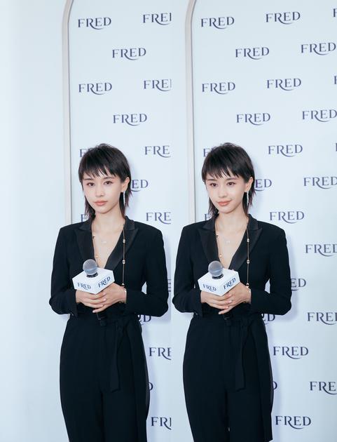 FRED斐登中国区首位品牌形象代言人王子文