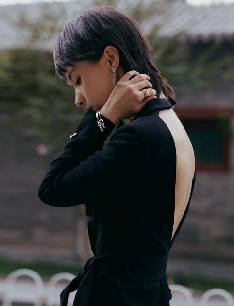 法国珠宝品牌FRED斐登宣布王子文成为中国区首位品牌形象代言人