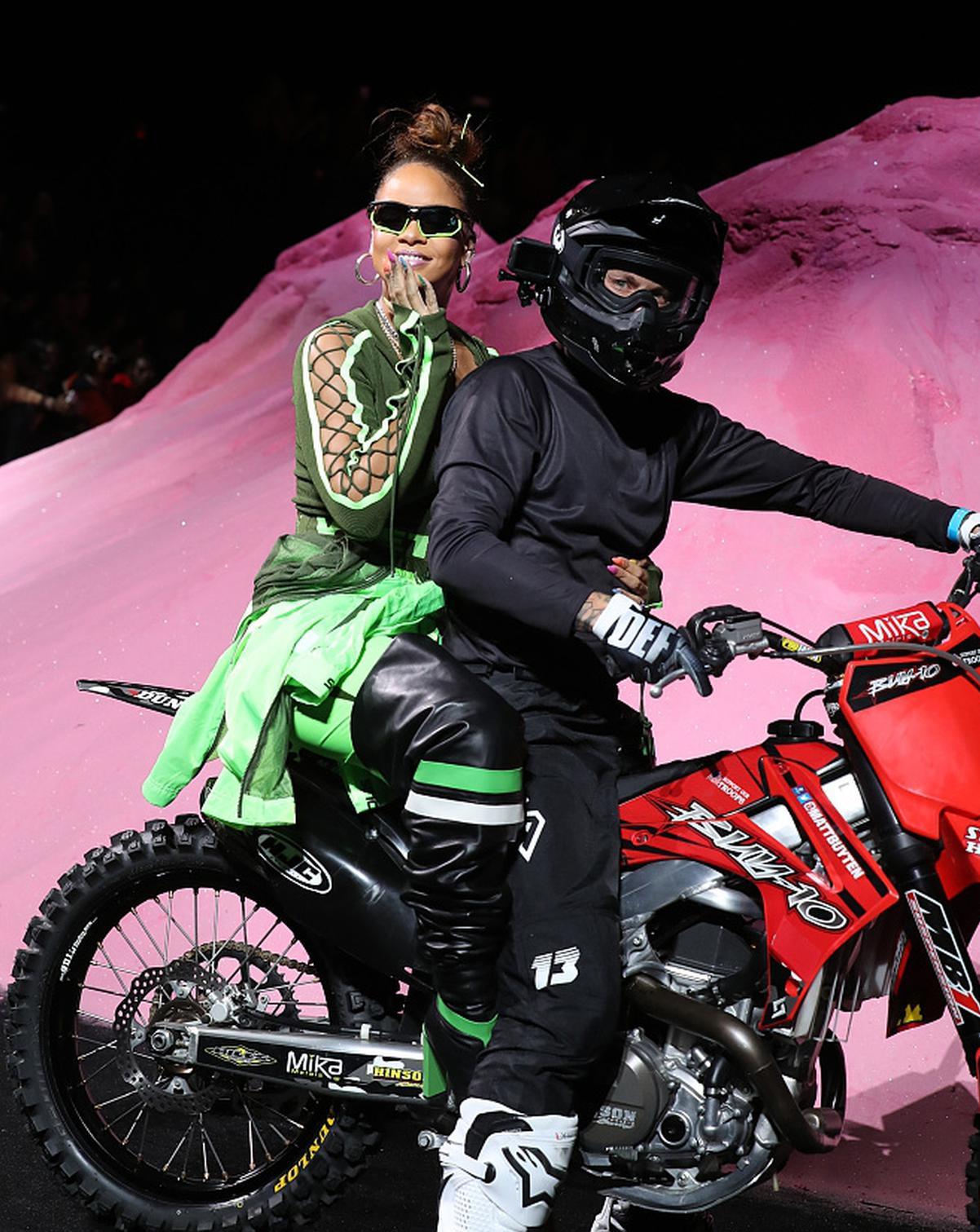 Fenty Puma by Rihanna 2018春夏系列发布会