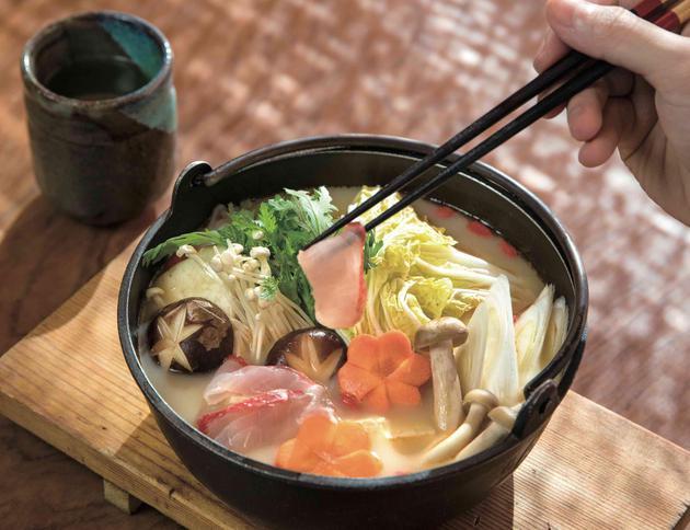 金目鲷涮涮锅
