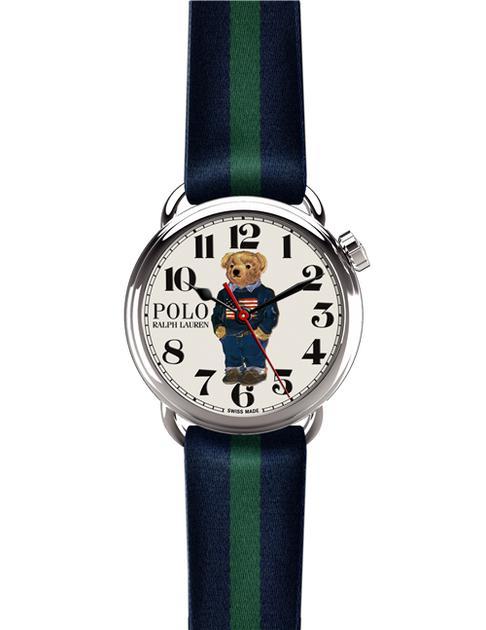 Ralph Lauren推出POLO BEAR和美国西部腕表系列