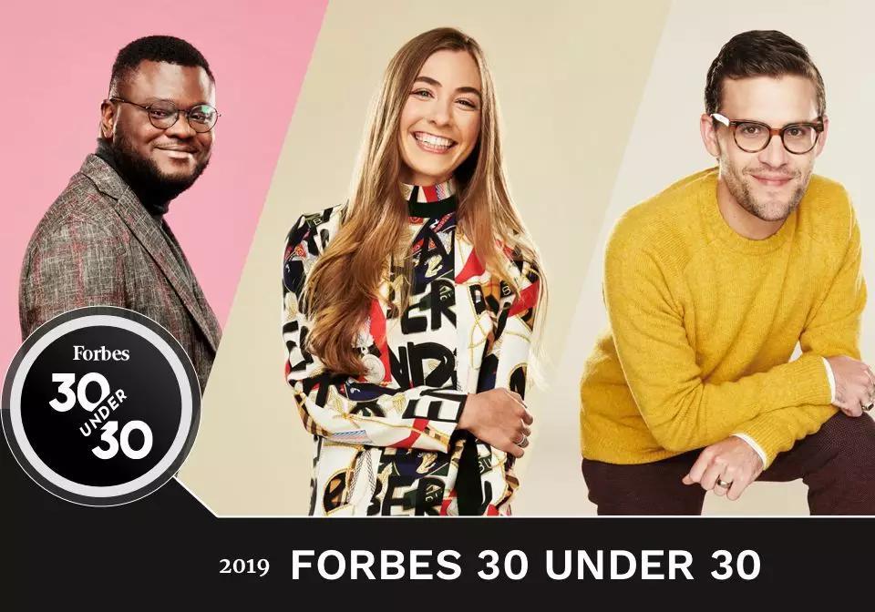2019年U30榜单的上榜者各具特色,十分多元。图片来源:视觉中国