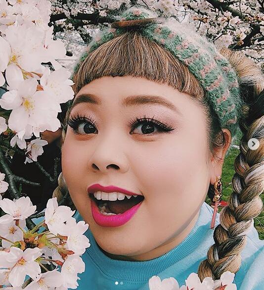 渡边直美妆发