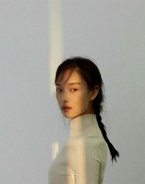 倪妮雜誌大片