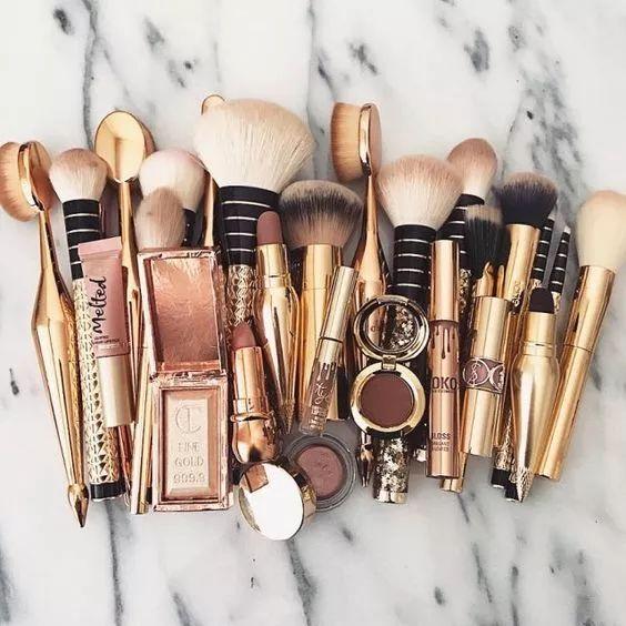 化妆刷整理