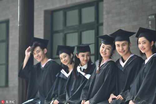 毕业季妆容