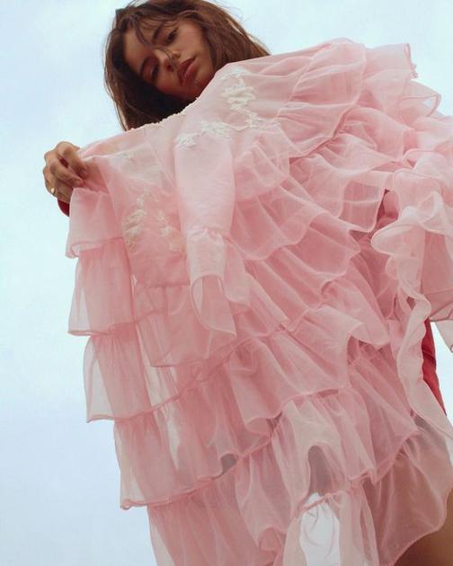 粉色系单品走一波