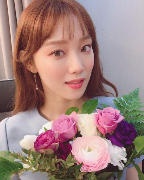 韩国模特&演员李圣经