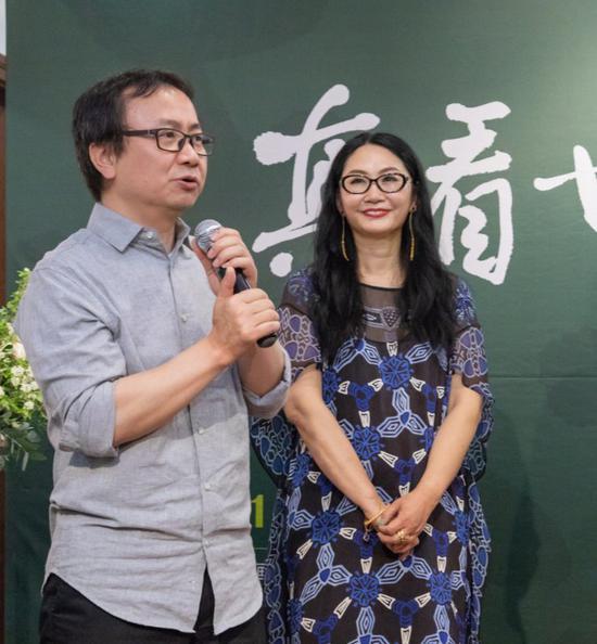 中国艺术研究院中国油画院副院长朱春林致辞