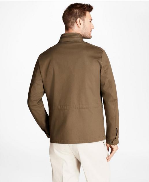 意大利棉防水夾克