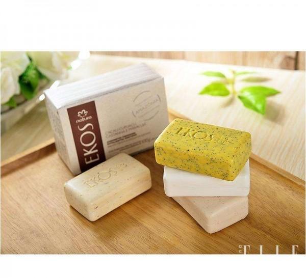 Natura Ekos植物香皂