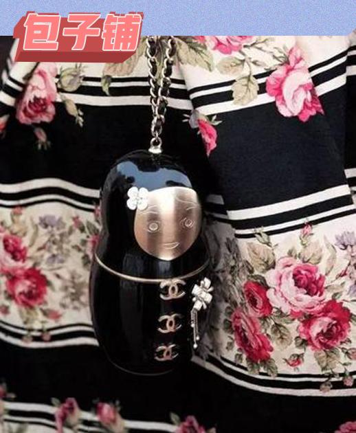 Chanel套娃包