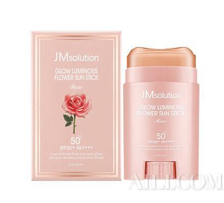 JMsolution 玫瑰粉色防晒棒
