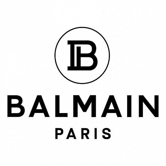 Balmain 新logo