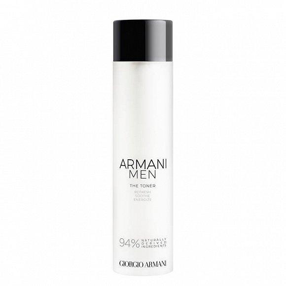 阿玛尼最新男士护肤系列 图片来源:阿玛尼