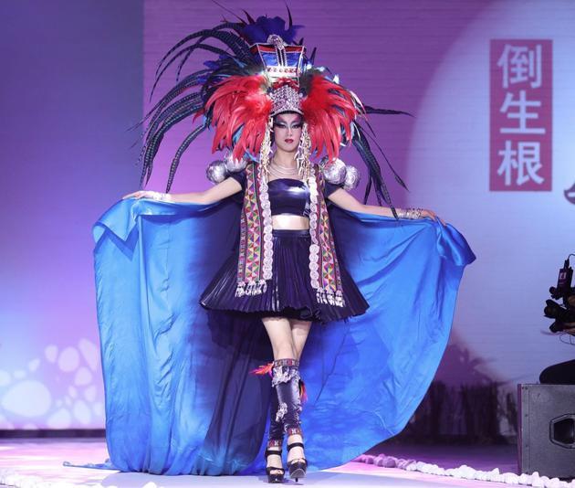 多民族艺术家齐聚 共推《穿在身上的文化》公益台秀剧