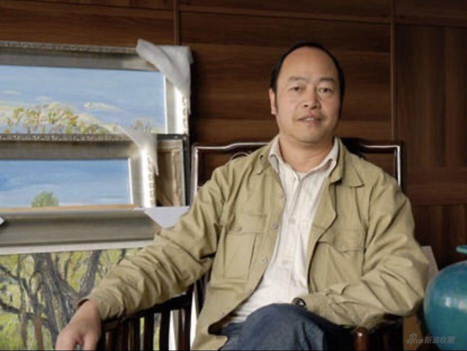 云南省美协副主席 包朝阳