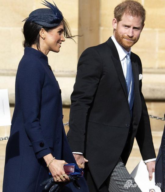 梅根已经怀孕12周,孩子将是英国王位第7顺位继承人
