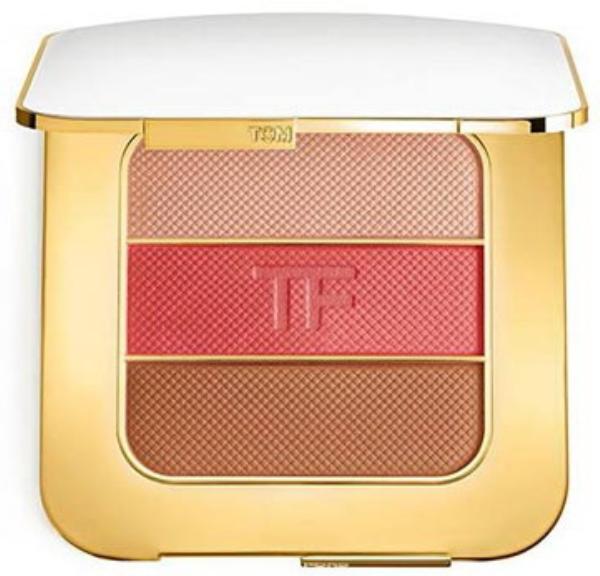 Tom Ford Soleil系列腮红、高光、修容组合盘