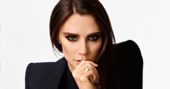 Victoria Beckham的品牌估值1亿英镑