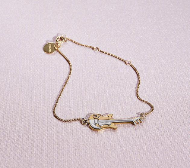 PRADA推出珠宝系列 缔造成熟女性的精致风尚PRADA经典符号女性