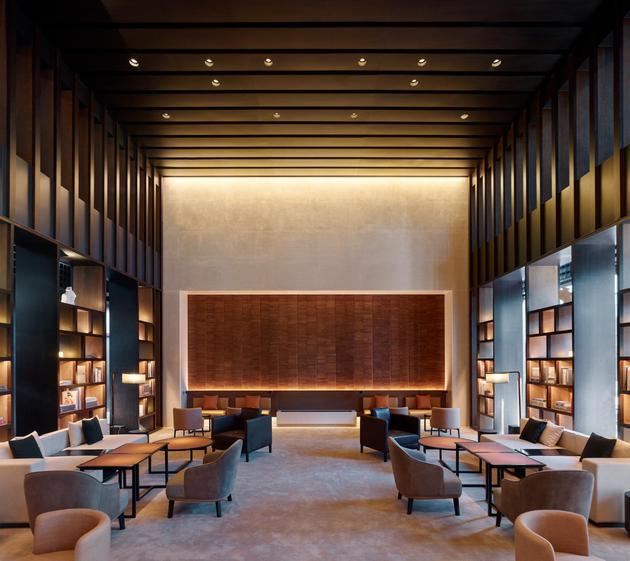 璞瑄汇大厅Club Lounge - Living Room